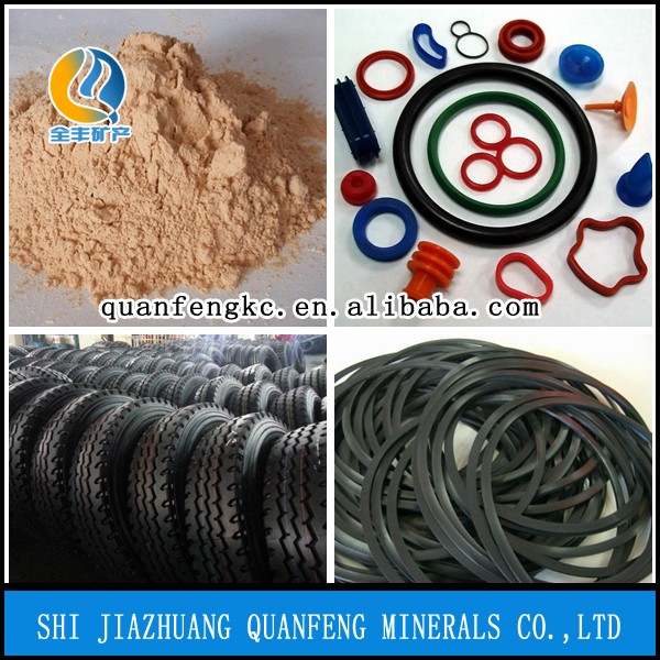 Bentonite for iron ore pellets binder, Iron rheological additive