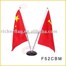 Hot Sales China Table Flags / Tapered Banners/ Gift Flag