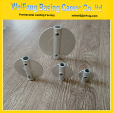 Lost Wax Casting Stainless steel Butterfly valve Disc since 2012