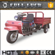 Hot sell motor tricycle for cargo for sale with full cab and cargo box