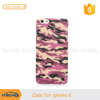 Itechly For iphone6 i-glow mobile phone case camouflage phone cases