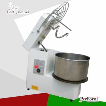 PF-ML-LR Series Tilt head spiral mixer electric dough mixer for pizza