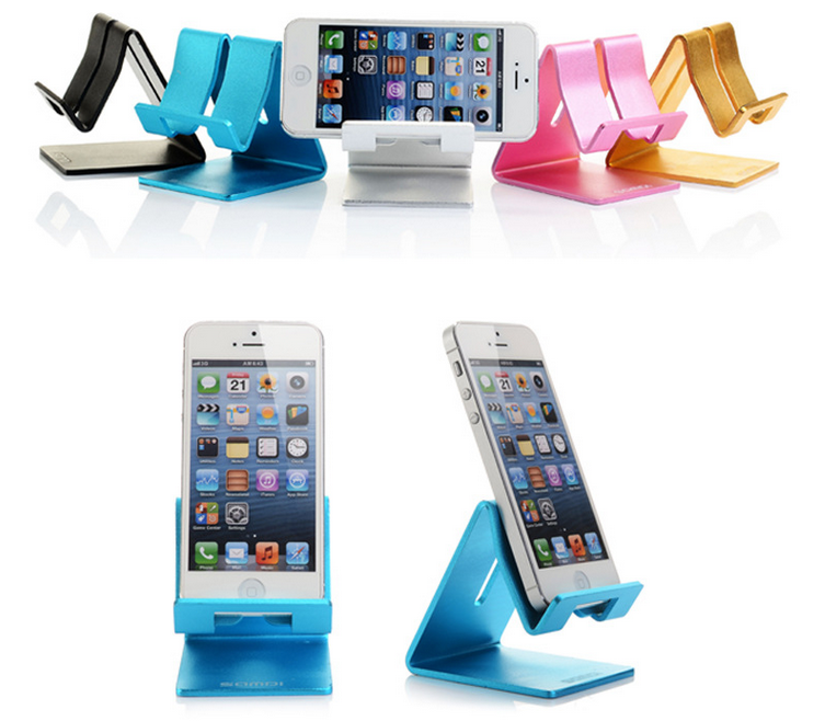 Good price universal smart phone aluminum stand