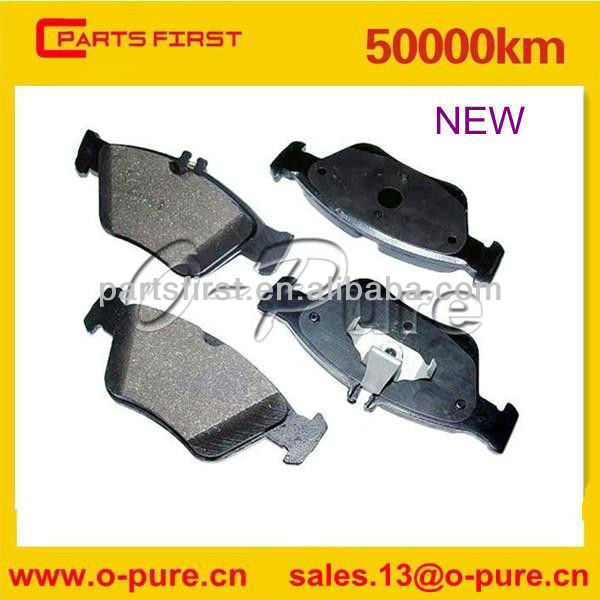 car parts spare parts brake pad for mercedes benz and BMW