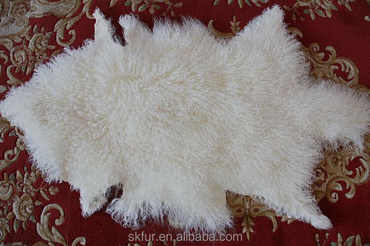 Factory wholesale high quality mongolian lamb fur