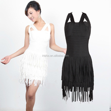 2014 new fashion popular bodycon women dress plus size white party dresses