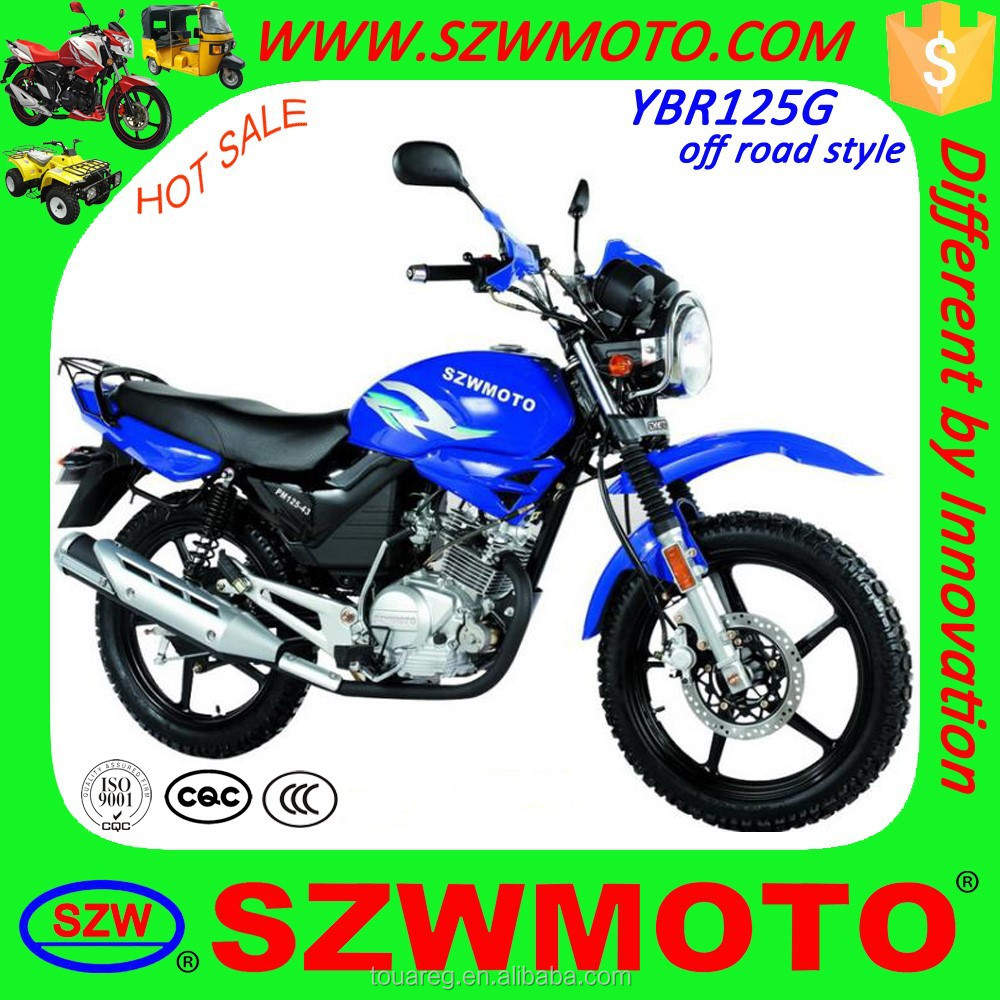 HOT SALE Economic and classic YBR125G JYM125 street motorcycle with best price