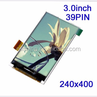 "3.0"" inch IPS TFT display module for Home Energy Management System ( hems )"