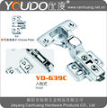 304 clip on stainless steel hinges China manufacturer