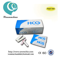 HCG pregnancy test kit/ diagnostic test kit