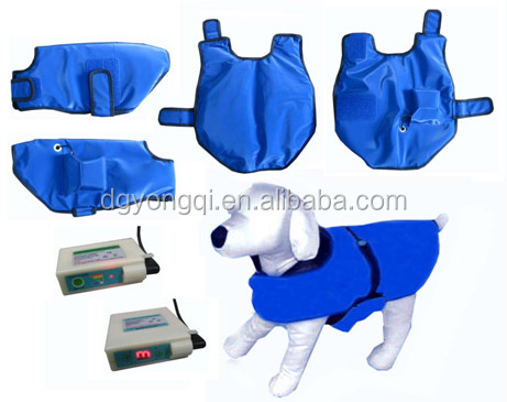 New designed 7.4V Li-ion battery powered heating pet coat, pet heated coat