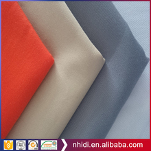 Heavy Weight Plain Dyed Woven Textile Poly Cotton Twill Table Cloth Fabric