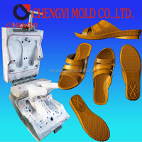 2016 shoes design services indoor slippers ladies shoe mould foam concrete