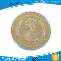 personalized coin /custom engraved silver coin/single custom coins
