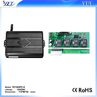 alibaba china supplier wireless rf receiver circuit 433mhz