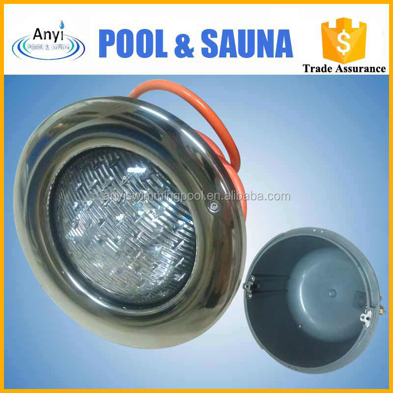 multi color led swimming pool underwater lights rgb