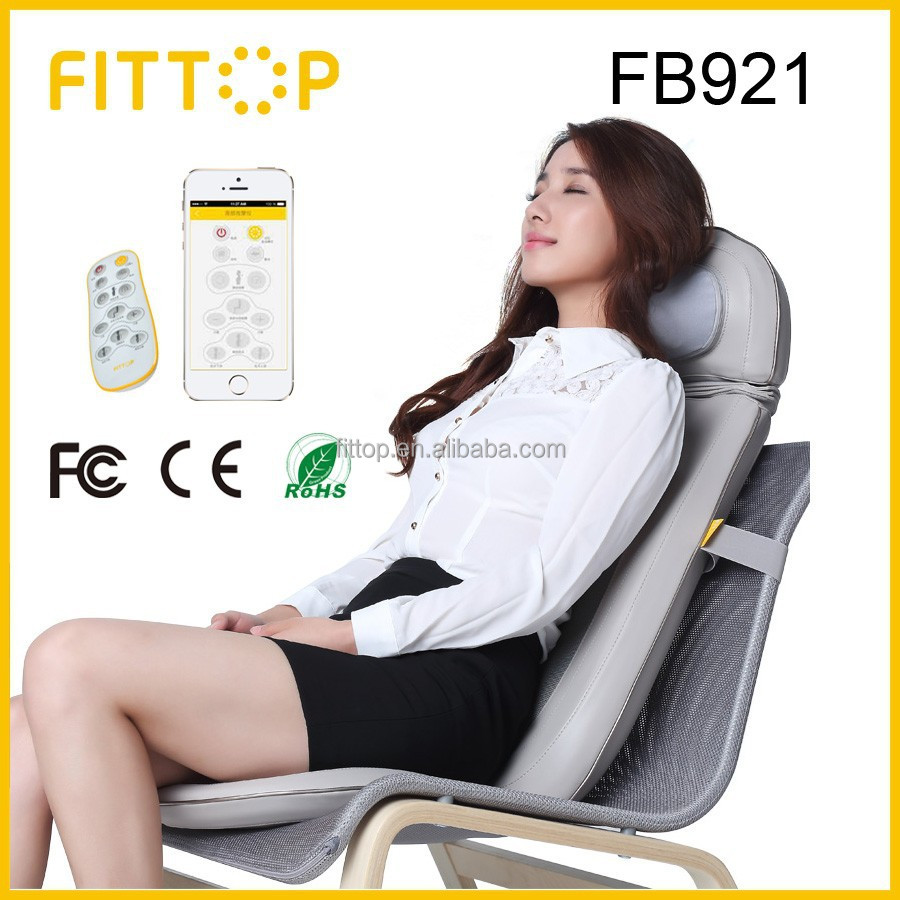 Fittop Electric Portable Personal Massage Chair