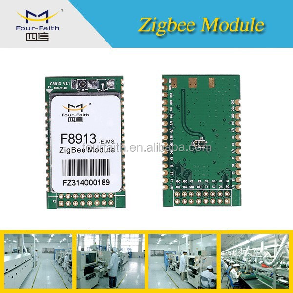 F8913 home automation Zigbee protocol domotic smart house remote control home automation zigbee module