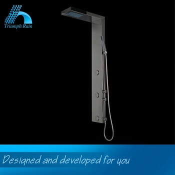Quality Assured Customized Size Electronic Shower Control Panel Bathroom Goods
