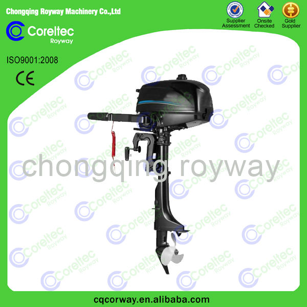Electric start cover mercury outboard engine for boat