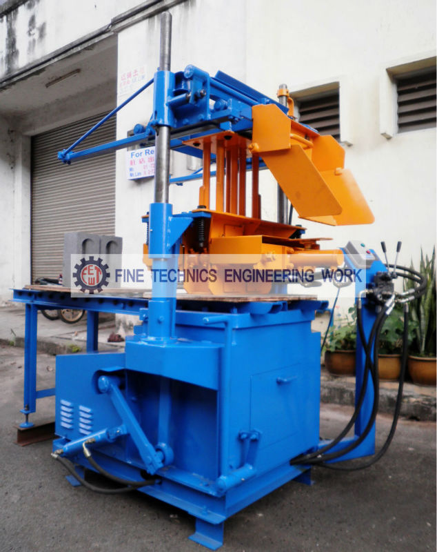 Cement Sand Brick Machine (FT 18)