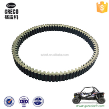 High quality china atv parts transmission belt drive belt cf moto spare parts 0180055000 for cf moto 500