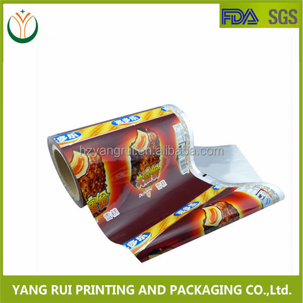 Wholesale Alibaba Hot Factory Price Food Grade Plastic Film Roll