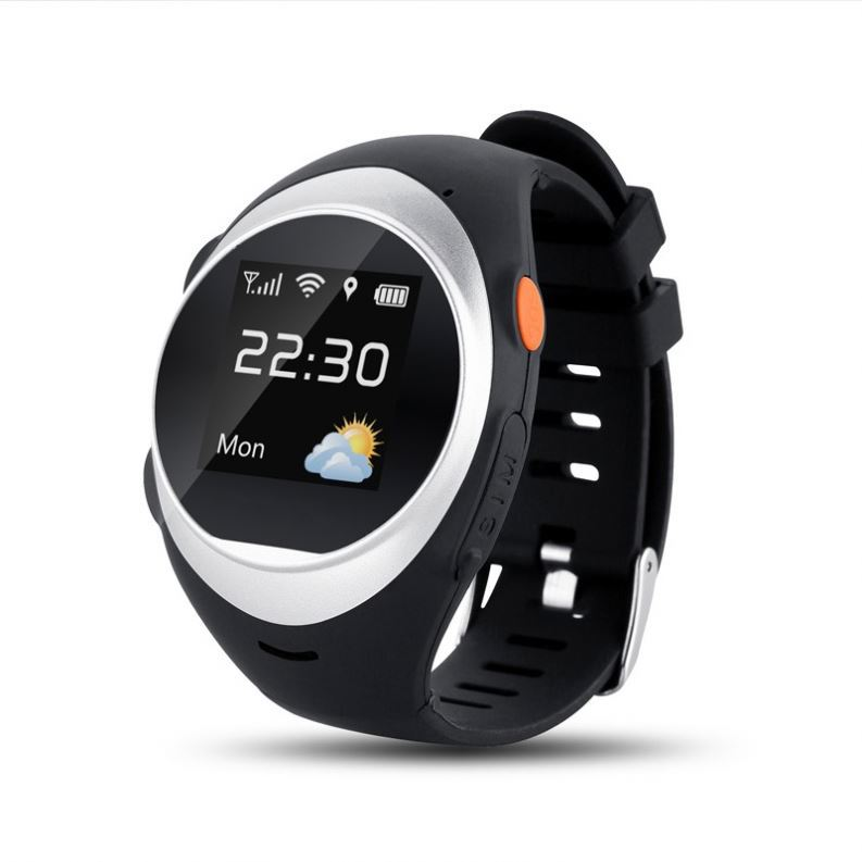 GSM SOS GPS Locator Tracker Anti-Lost Child Guard Smart watch gps tracker for kids
