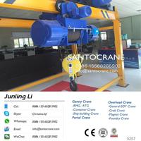 2 ton light duty electric hoist