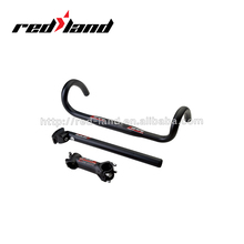 Redland Bike Parts road bicycle spare parts alloy handle bar seat post stem