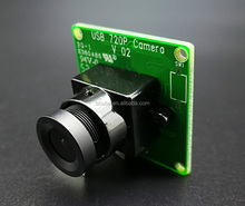 SB102H high quality 720P USB CMOS camera module with MJPG output