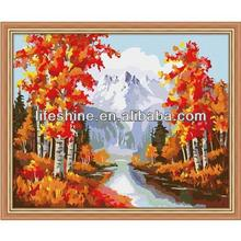 Most beautiful oil painting with newest natural scenery design