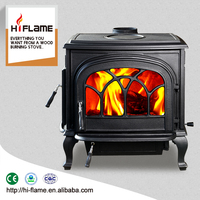 Made in China cheap smokeless wood burning stove HF737U
