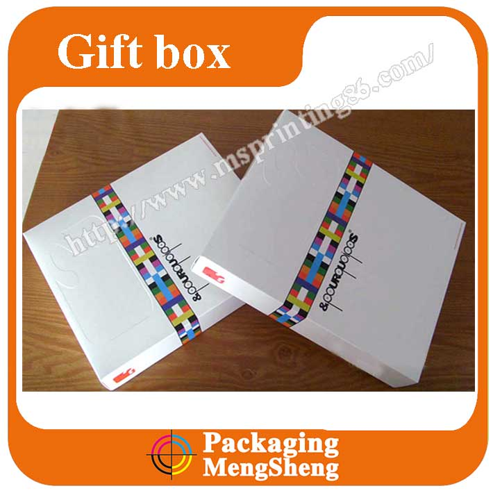 Book shape cardboard display box storage fake book box wine gift boxes
