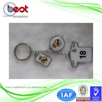 Led Innovative World Cup Football Brazil Keychain For Fans