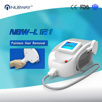 portable 808nm diode laser braun hair removal machine