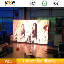 4K video 1080P super hd indoor led tv studio screen for meeting room P2.5 P3 P4 P5 led video panel