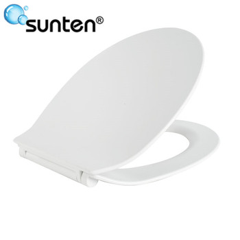 China custom made Ceramic duroplast soft close toilet seat