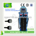 CG-818 New design Portable ultrasound cavitation beauty equipment for Weight Loss