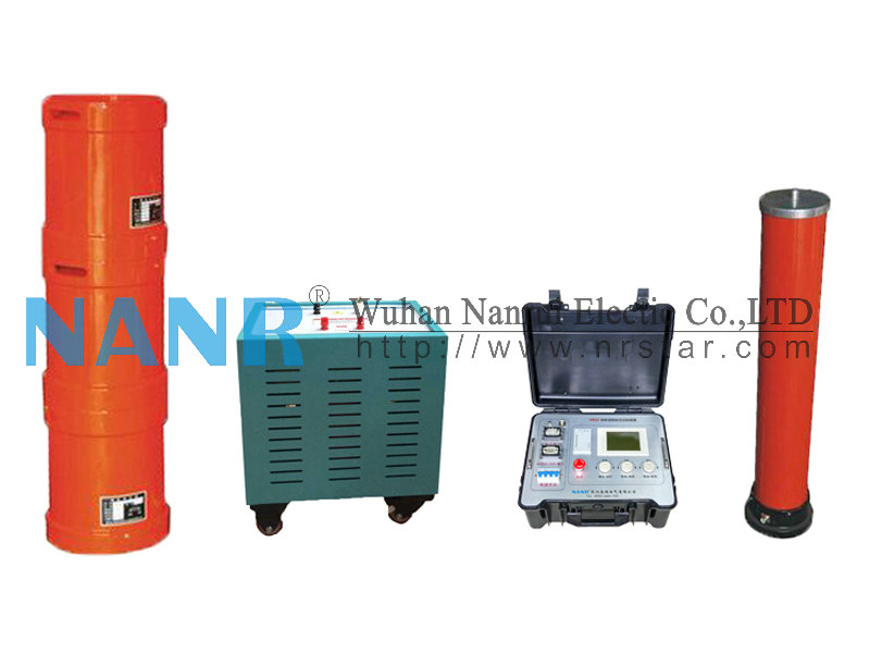 NRXZ AC Resonant Test System for Generator / Cable / CVT / Substation Equipment