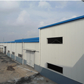 Factory plants light steel structure building
