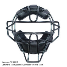 Catcher's Mask Metal Wire Baseball/Softball Umpire Mask TP-H012