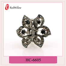 China wholesale websites Flower Shape high quality hair clip claw for women