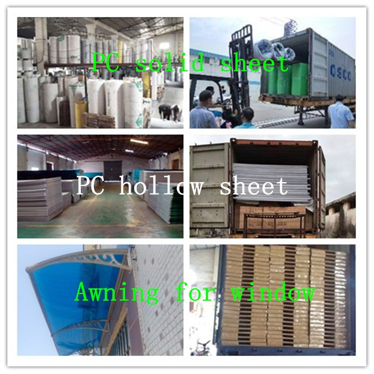 polycarbonate sheet  for Packing