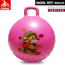 38cm / 45cm / 50cm / 55cm / 60cm / 70cm massage inflatalbe pvc jumping balls hopper ball in toy balls in bulk with animal cover
