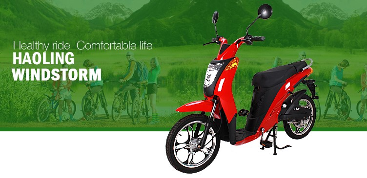 500W lithium battery electric scooter for adult