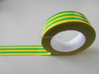 strong adhesive pvc electrical insulation tape for automotive cable wiring heavy duty pvc edge banding tape