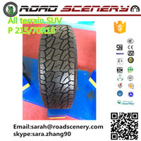 Chinese cheap passenge car, HABILEAD brand P215/70R16 SUV A/T range for all terrain with EU LABLE