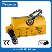 Top selling Permanent magnetic lifter 5000kg China manufacturer