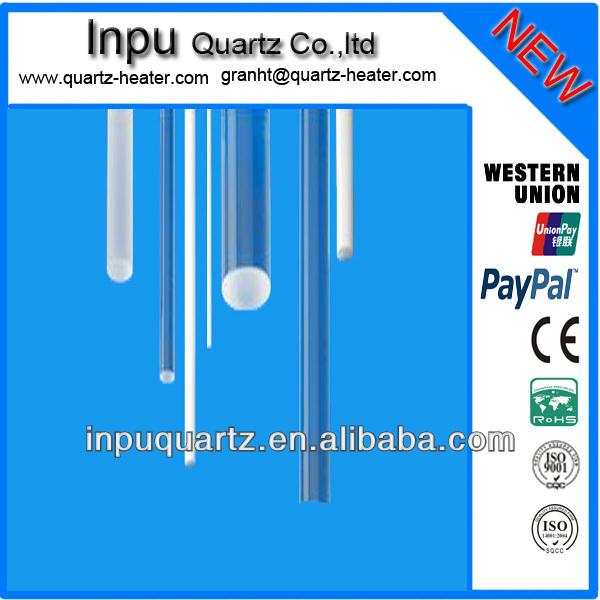 transparent mica quartz rod /stick 2012